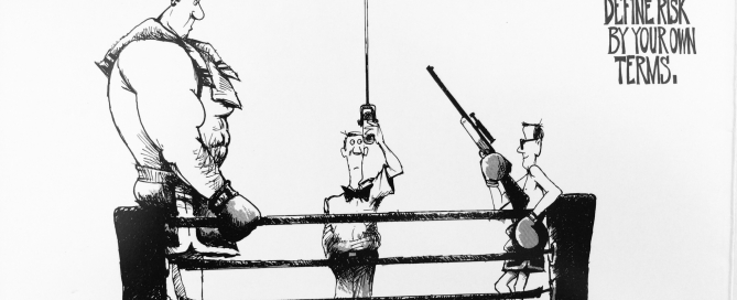Cartoon Credit, Greg Kot, 1990