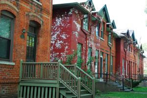 Pullman row house